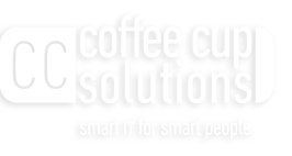 Coffee Cup Solutions Logo
